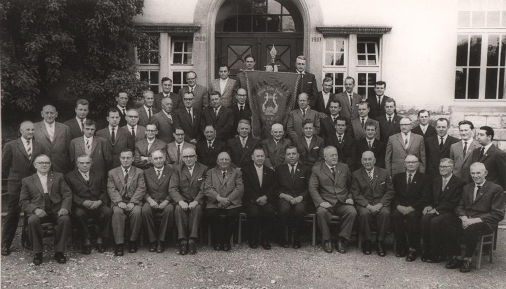 Chor 1962
