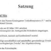 Satzung Vorschaubild