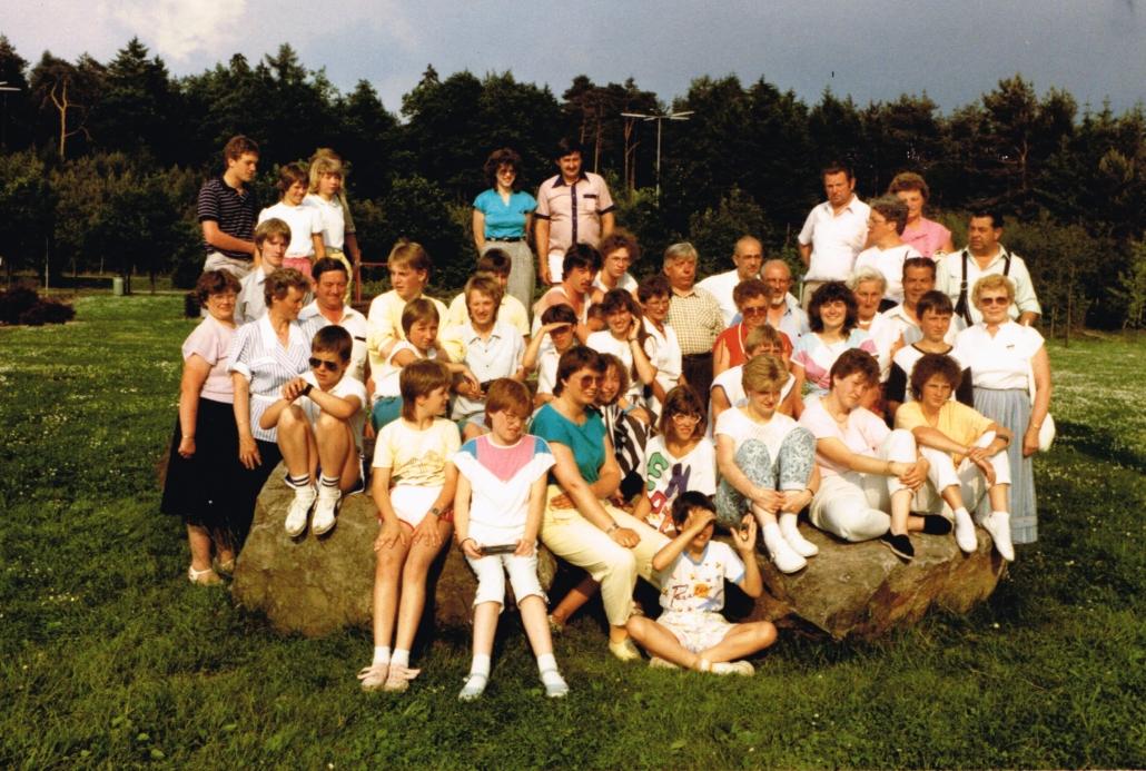Bayr.Wald 1986