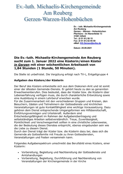 Aushang Kuesterstelle Page 1 1